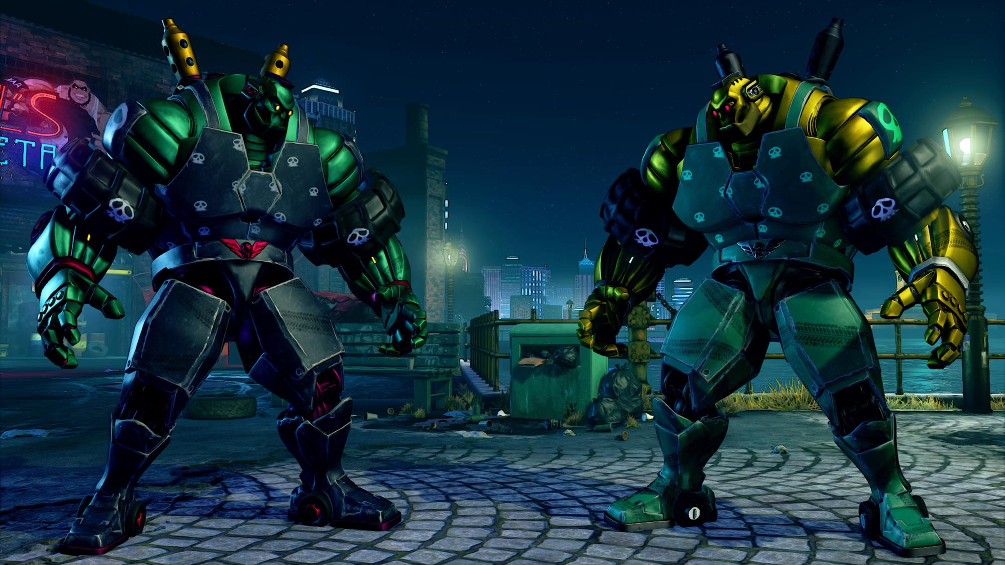 Abigail Mech costume colors and easter egg 3 out of 5 image gallery