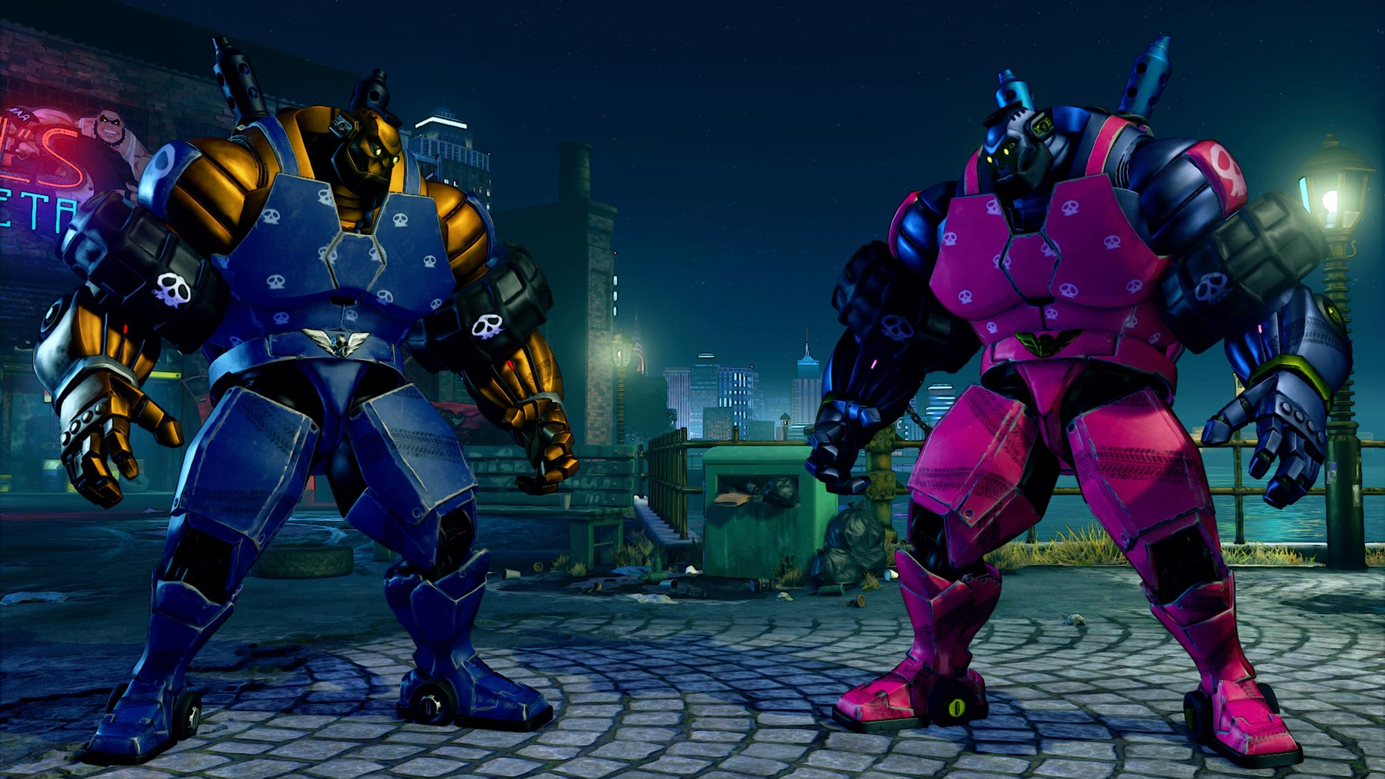 Abigail Mech costume colors and easter egg 4 out of 5 image gallery
