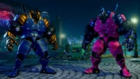Abigail Mech costume colors and easter egg  out of 5 image gallery