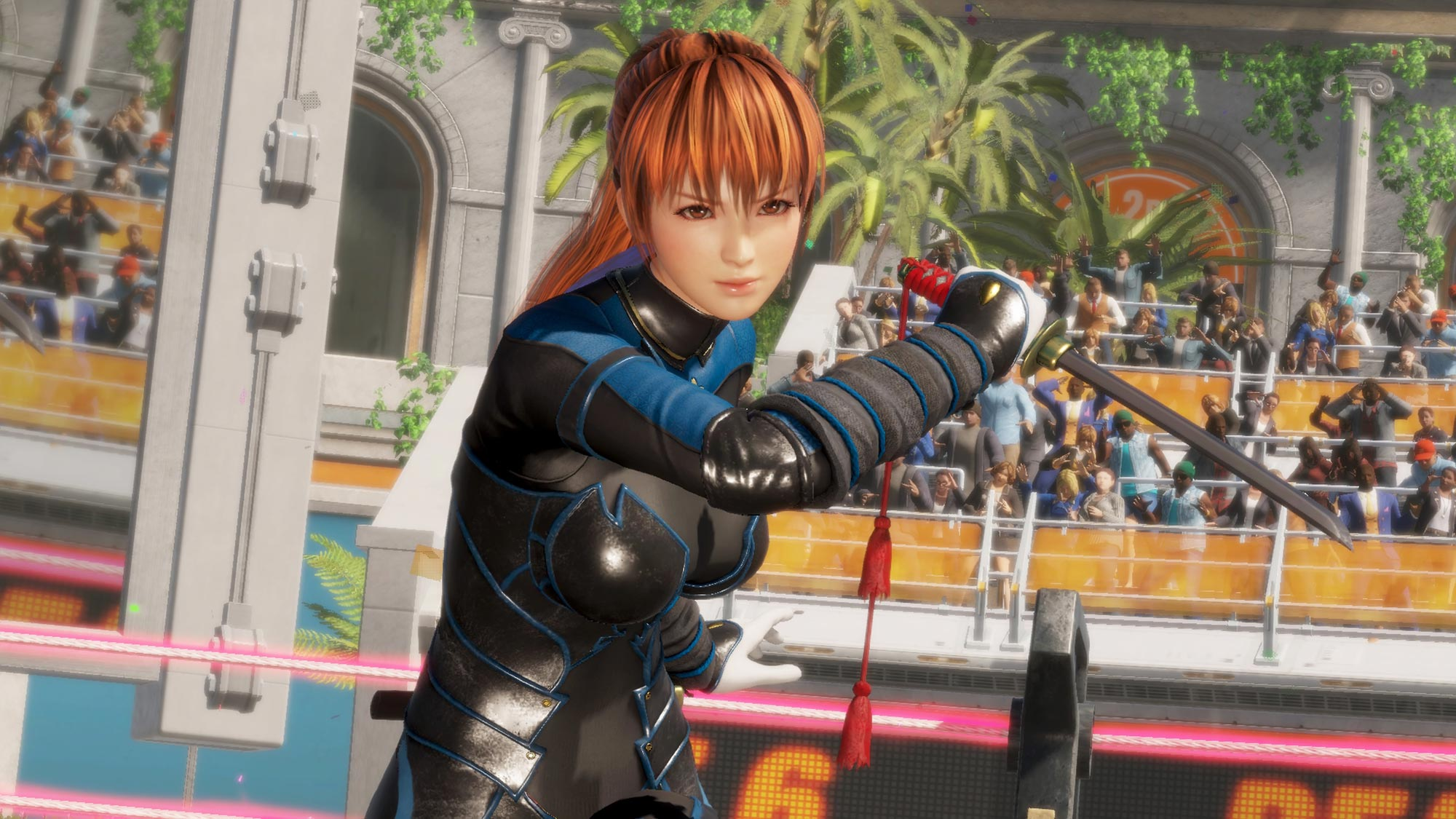 Dead or Alive 6 online beta screenshots 4 out of 6 image gallery