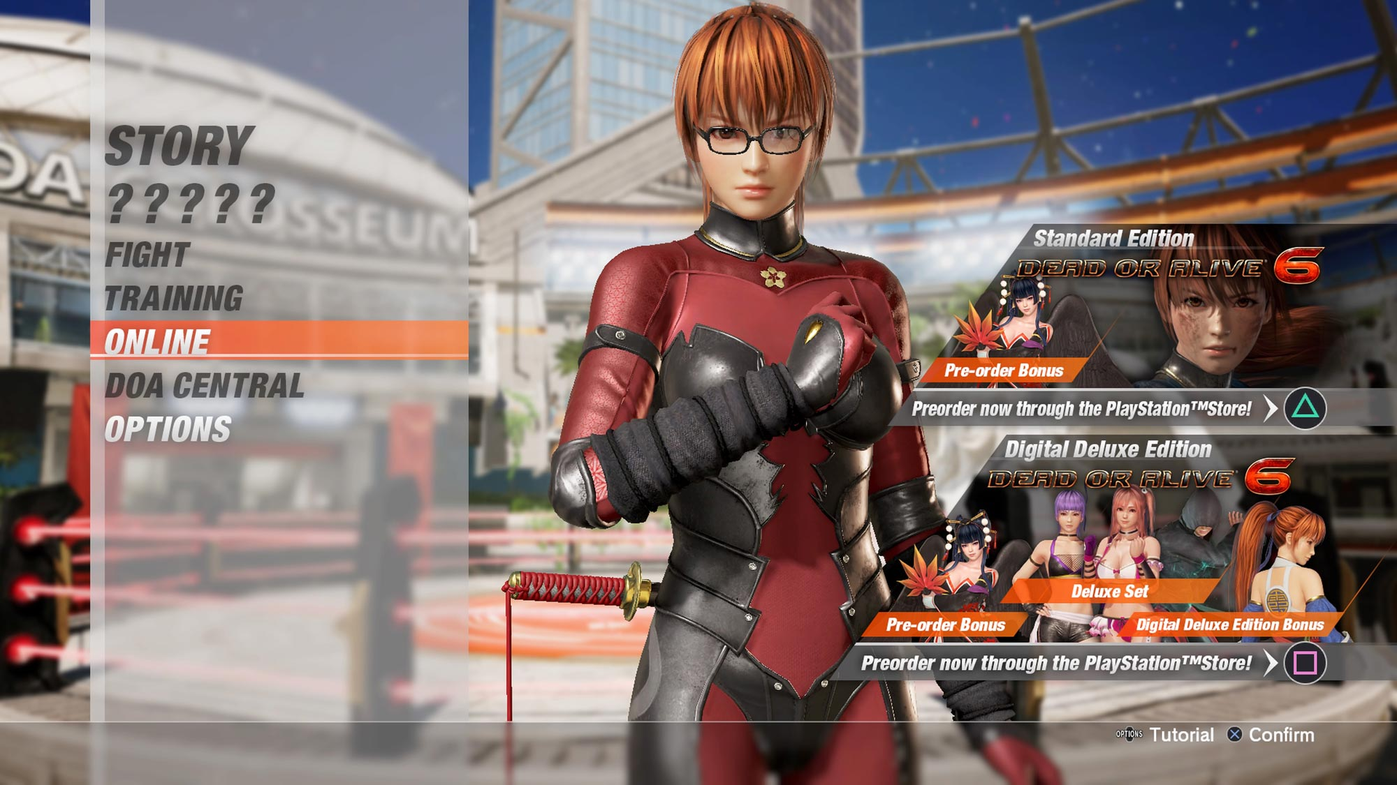 Dead or Alive 6 online beta screenshots 6 out of 6 image gallery