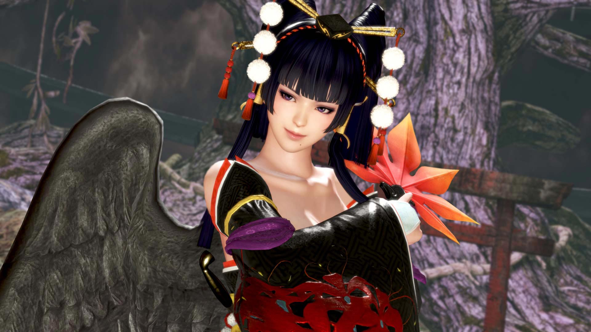 Dead or Alive 6 Nyotengu and Phase 4 1 out of 9 image gallery