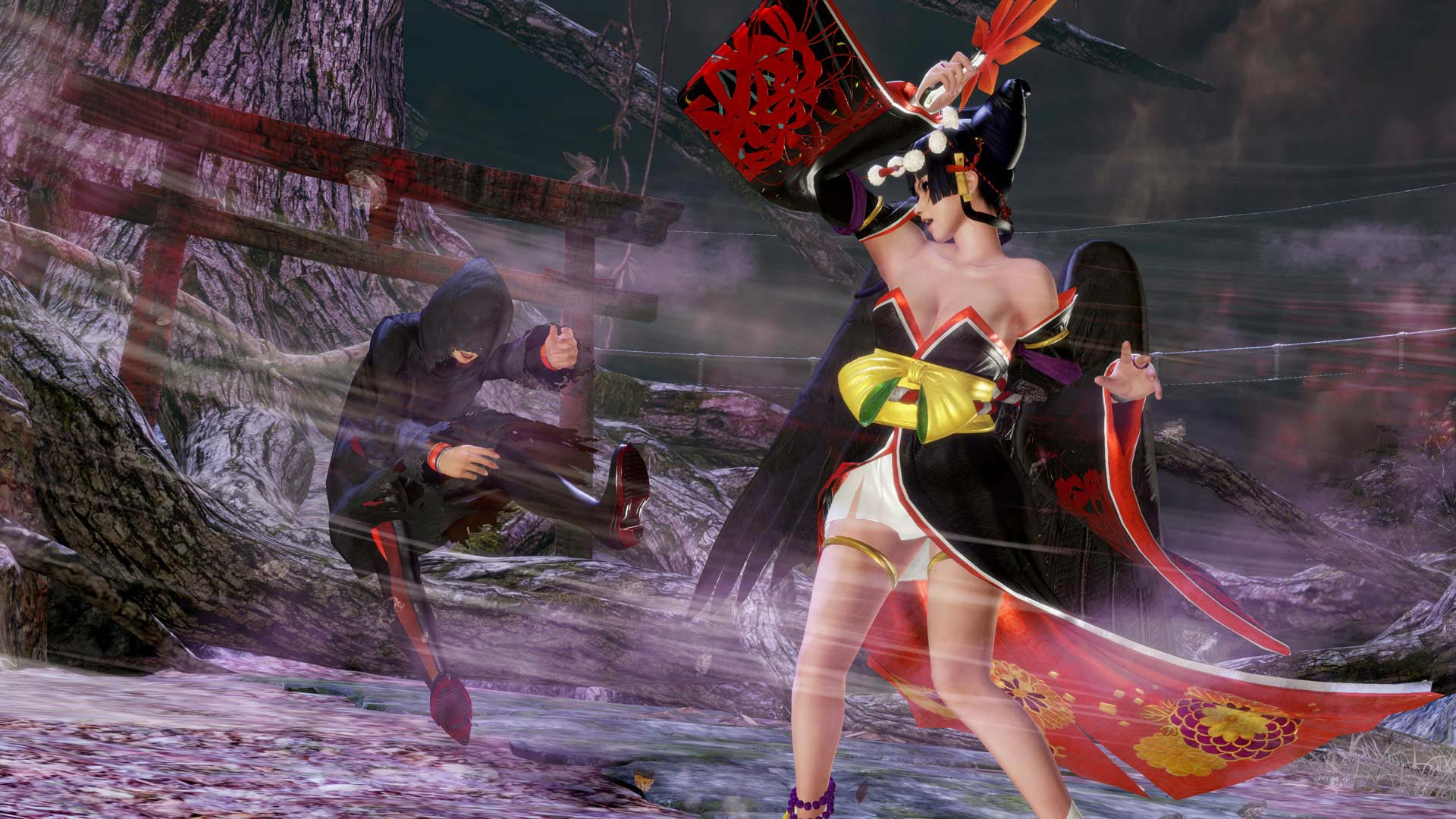 Dead or Alive 6 Nyotengu and Phase 4 2 out of 9 image gallery