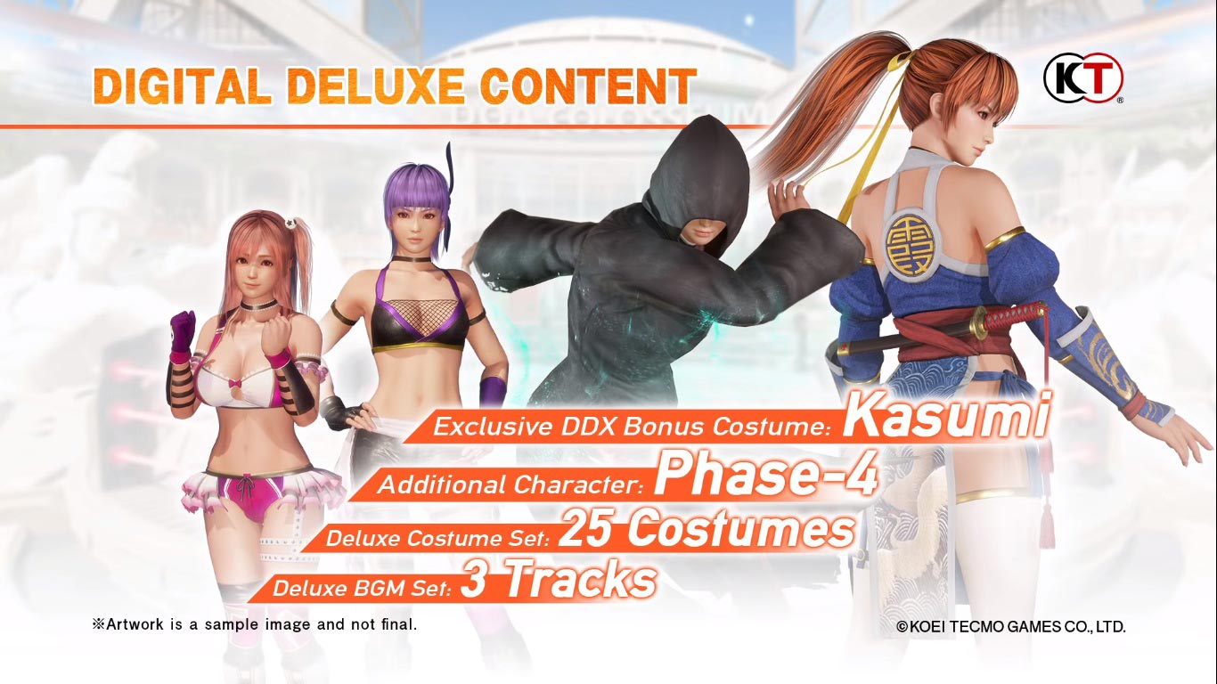 Dead or Alive 6 Nyotengu and Phase 4 9 out of 9 image gallery