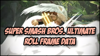 Roll Frame Data in Smash Ultimate  out of 1 image gallery