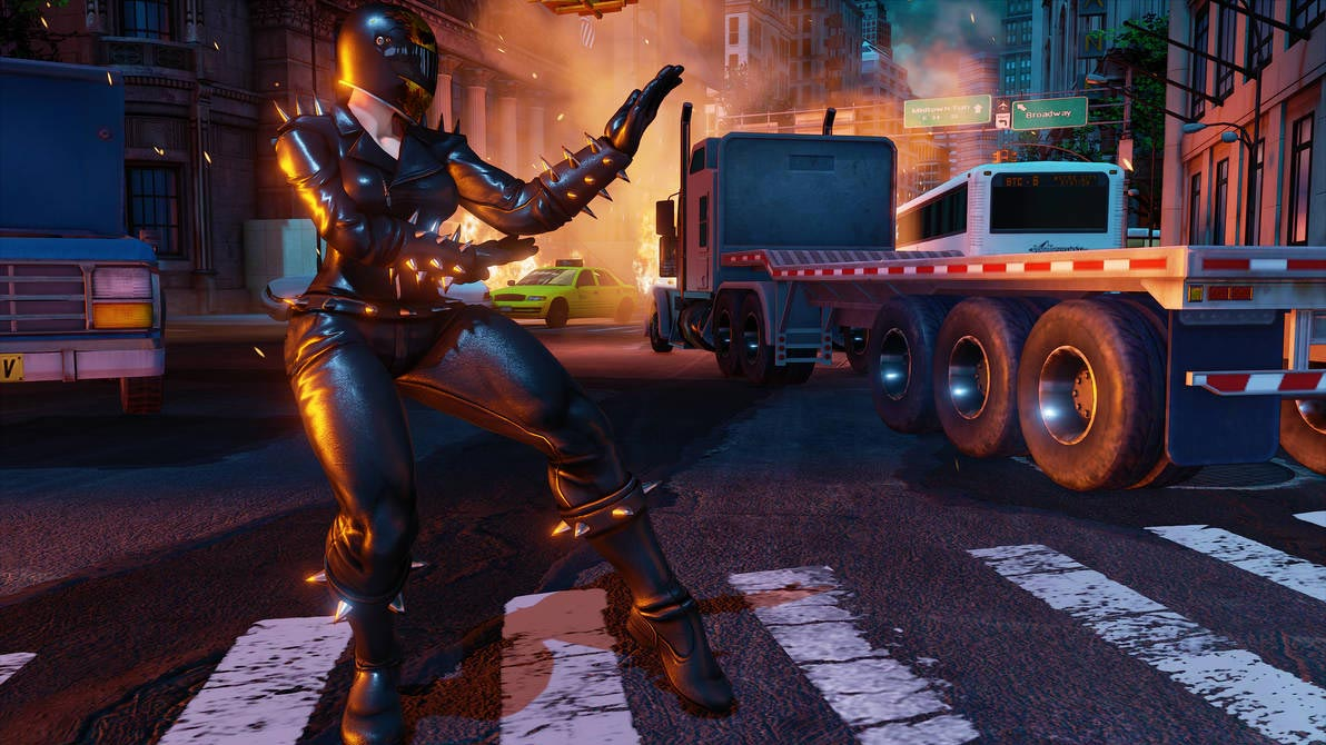 Ghost Rider and Darun Mister PC mods for Street Fighter 5 3 out of 7 image gallery
