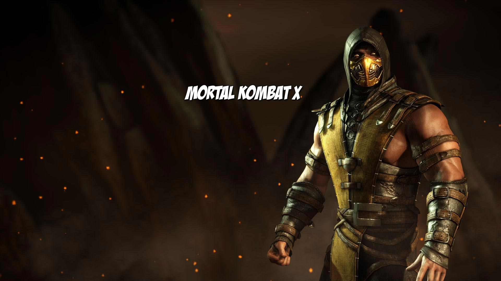 Mortal Kombat 11 Scorpion render 2 out of 2 image gallery