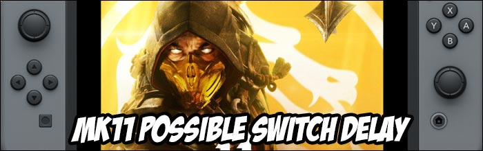 Mortal Kombat 11 on Nintendo Switch's release may have been