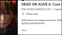 Dead or Alive 6: Core Fighters image #1