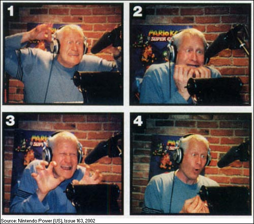 Charles Martinet voice acting sessions 2 out of 2 image gallery
