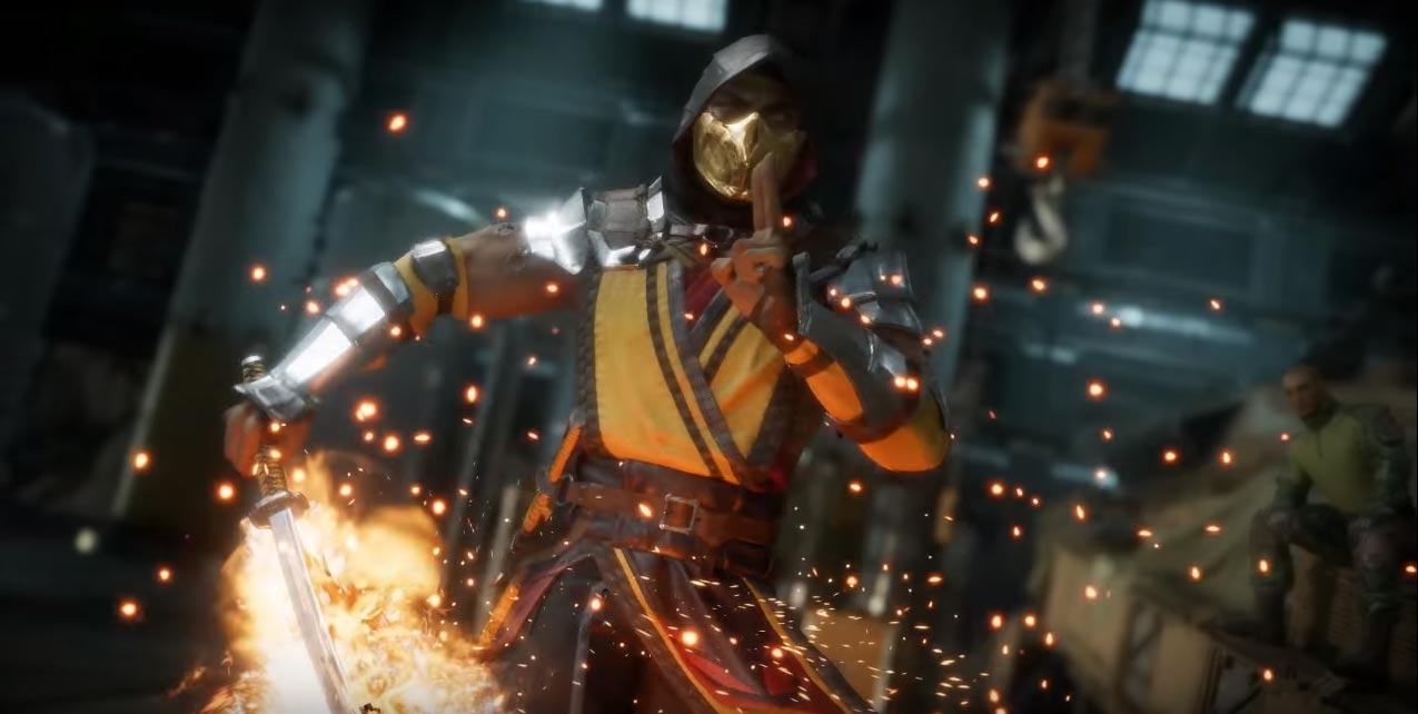 Mortal Kombat gameplay reveal 2 out of 6 image gallery