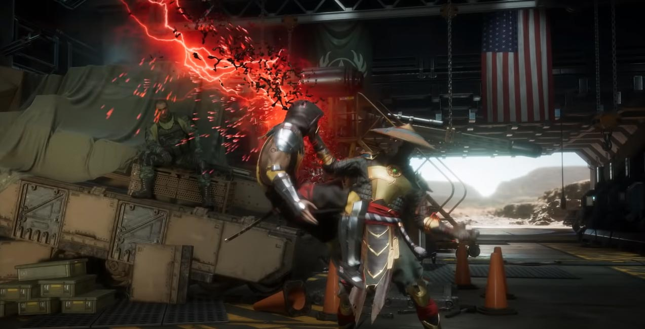Mortal Kombat gameplay reveal 4 out of 6 image gallery