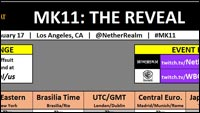 Mortal Kombat The Reveal schedules image #3