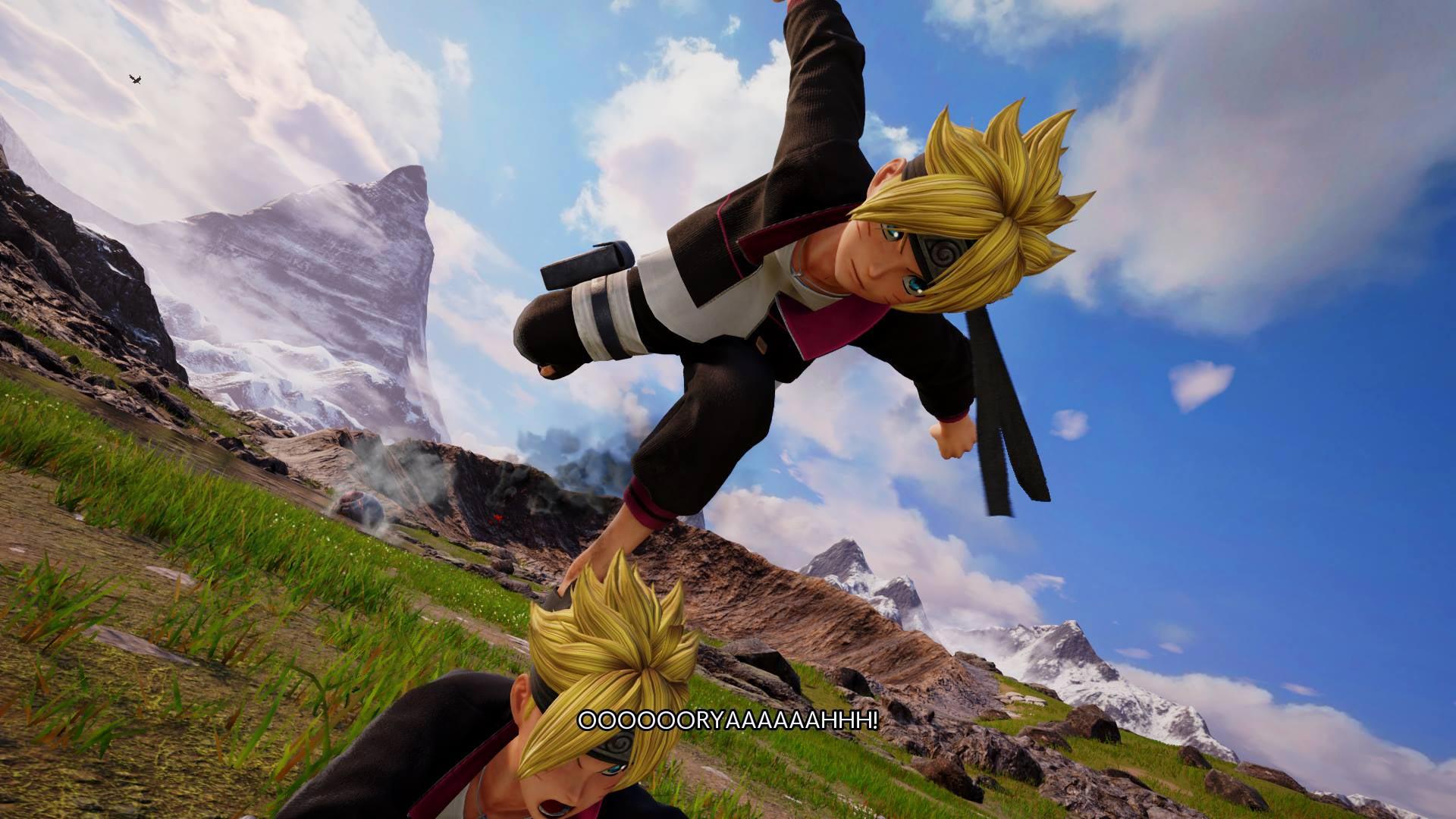 New Jump Force screenshots for Boruto, Kakashi, Gaara and Kaguya 4 out of 9 image gallery
