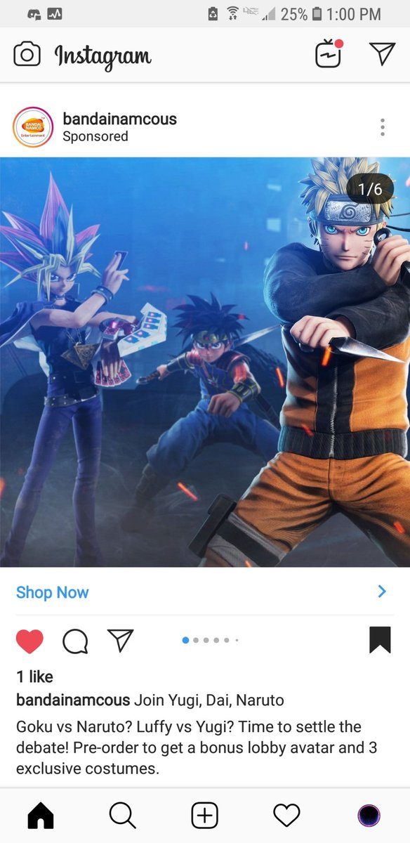 Dai and Jotaro in Jump Force? 1 out of 2 image gallery