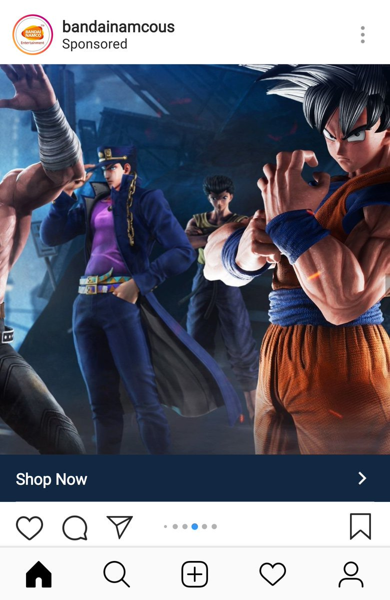 Dai and Jotaro in Jump Force? 2 out of 2 image gallery