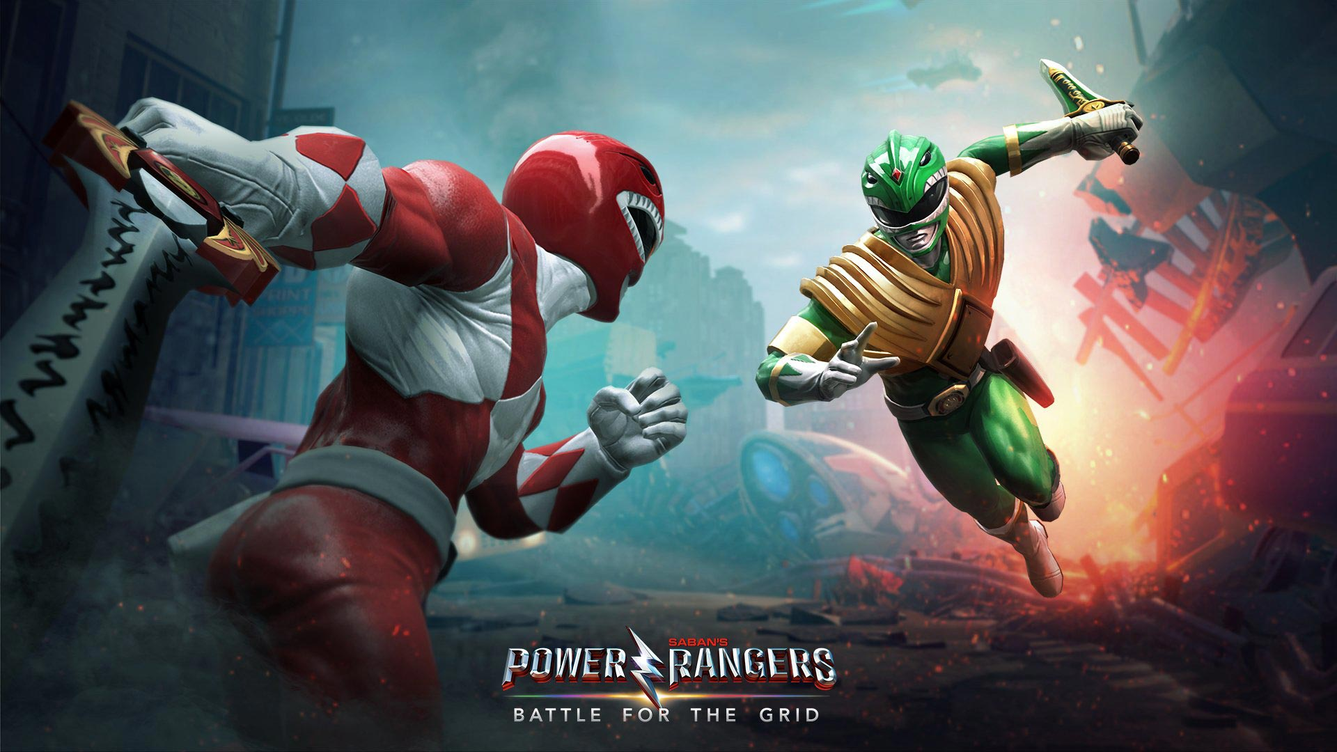Power Rangers Battle for the Grid official screens 1 out of 6 image gallery