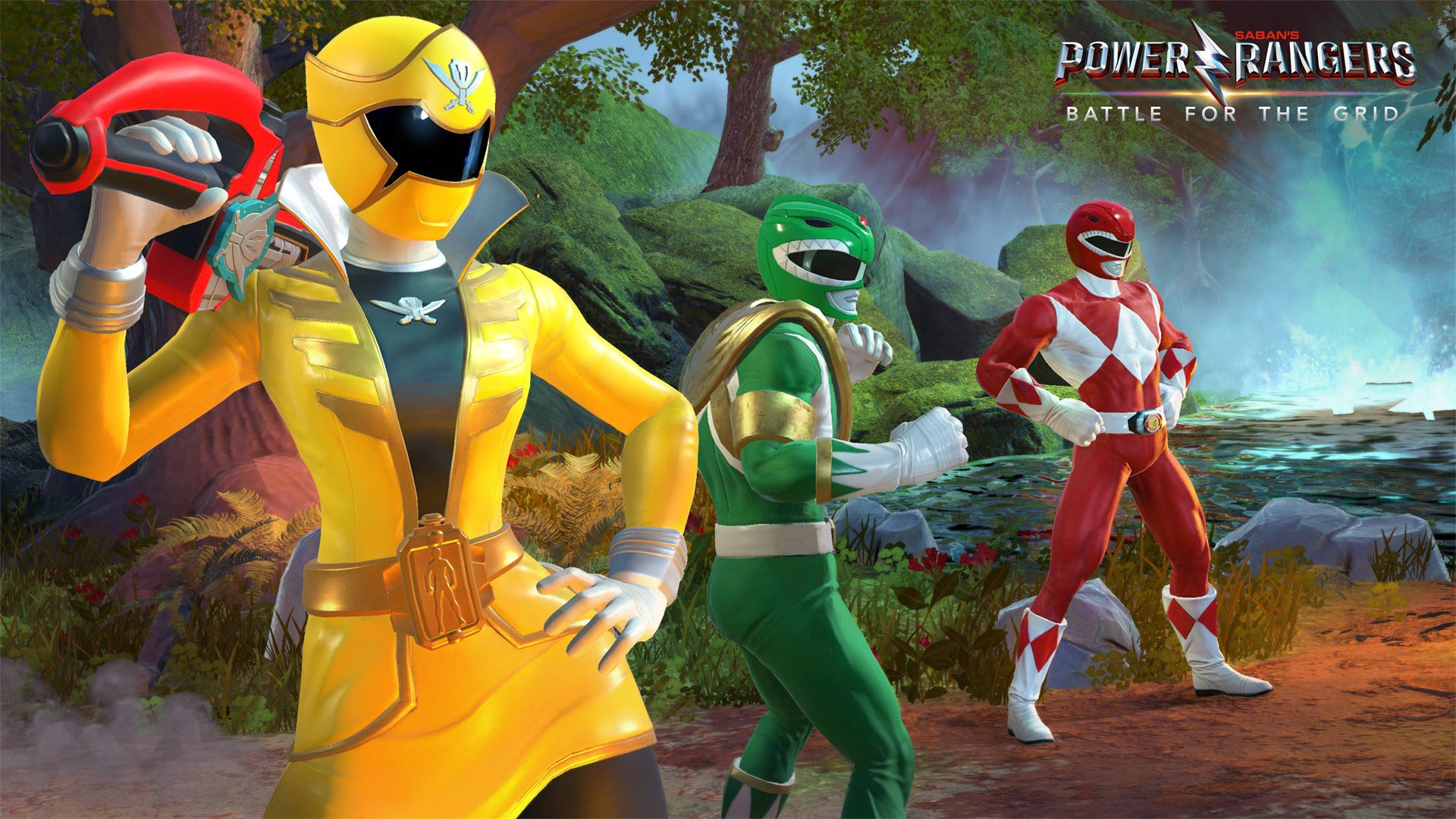 Power Rangers Battle for the Grid official screens 4 out of 6 image gallery