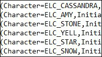 Alleged Soul Calibur 6 code for DLC image #1