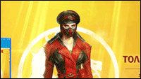 Skarlet's Russia exclusive costume in Mortal Kombat 11 image #1