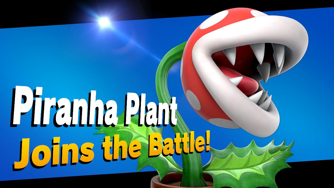 Piranha Plant in Super Smash Bros. Ultimate 1 out of 8 image gallery