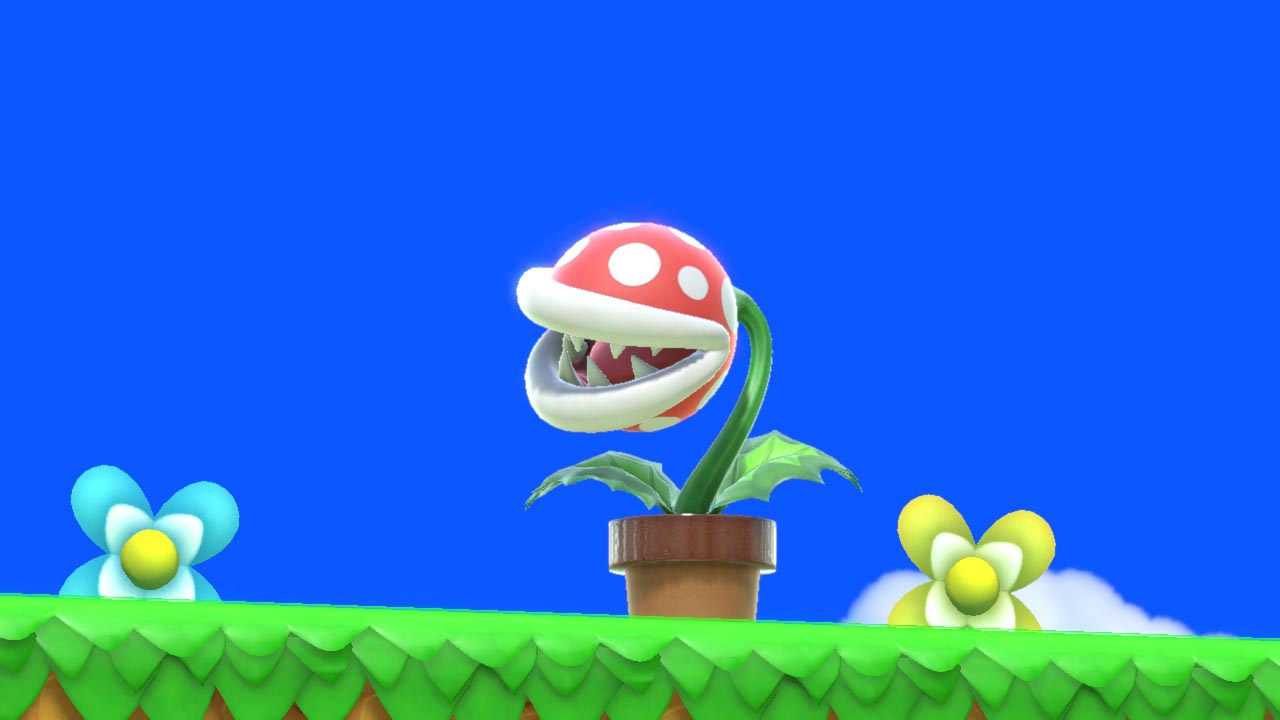 Piranha Plant in Super Smash Bros. Ultimate 3 out of 8 image gallery