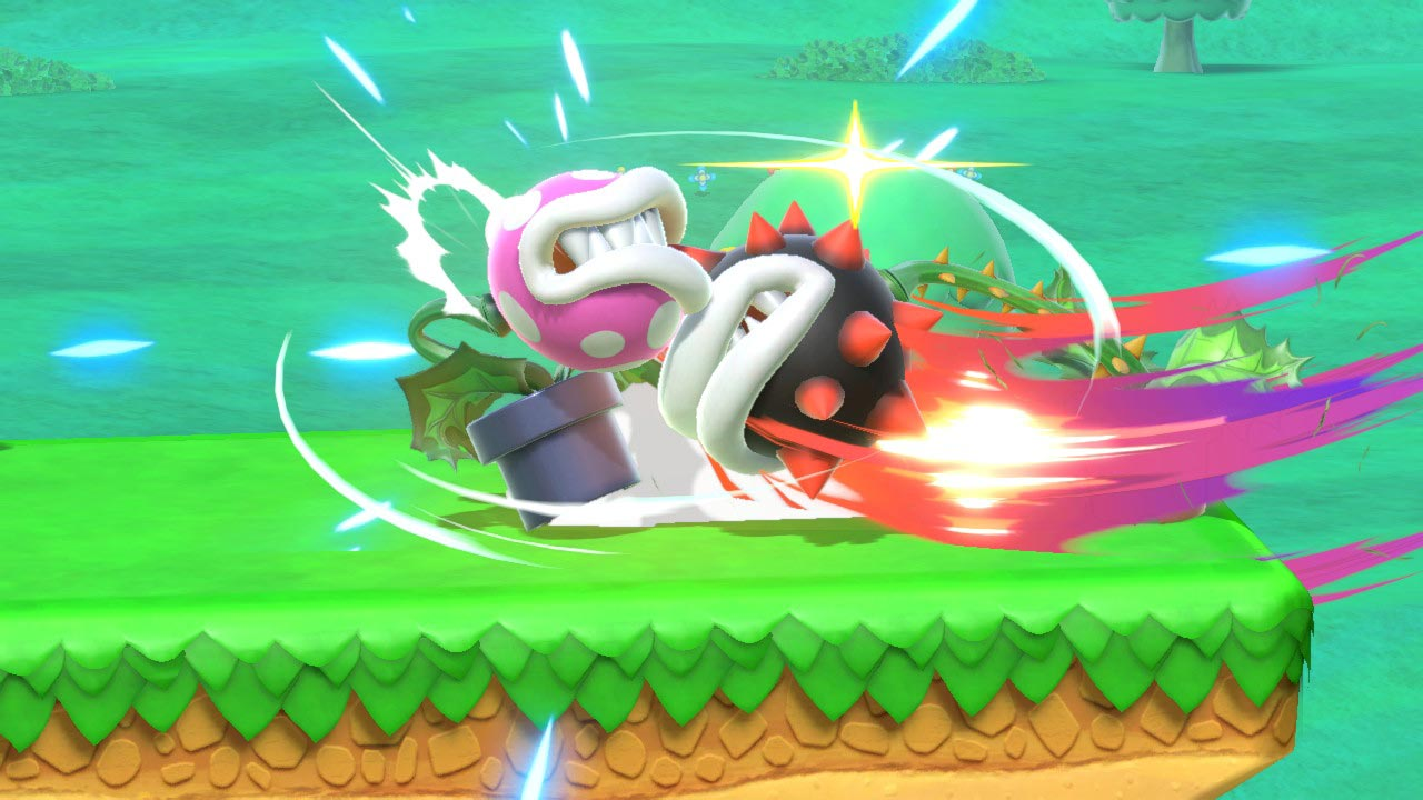 Piranha Plant in Super Smash Bros. Ultimate 6 out of 8 image gallery