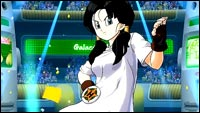 Videl's alternate costume in Dragon Ball FighterZ image #4