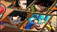 Dragon Ball FighterZ Season 2 select screen and new colors image #1