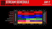 Genesis 6 Event Schedule image #2