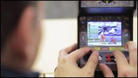 New Wave Toys' Street Fighter 2 mini arcade cabinet image #3