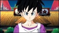 Videl's hair in Dragon Ball FighterZ image #2