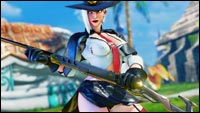 Ashe and Miss Shadaloo mods for Falke in Street Fighter image #1