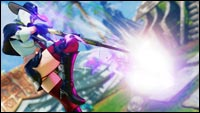 Ashe and Miss Shadaloo mods for Falke in Street Fighter image #2