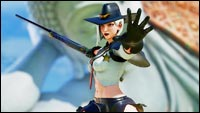 Ashe and Miss Shadaloo mods for Falke in Street Fighter image #3
