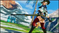 Ashe and Miss Shadaloo mods for Falke in Street Fighter image #4