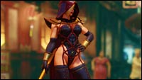 Ashe and Miss Shadaloo mods for Falke in Street Fighter image #6