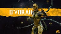 D'Vorah in Mortal Kombat 11 image #2