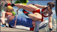 Eden's awesome Street Fighter screens image #1
