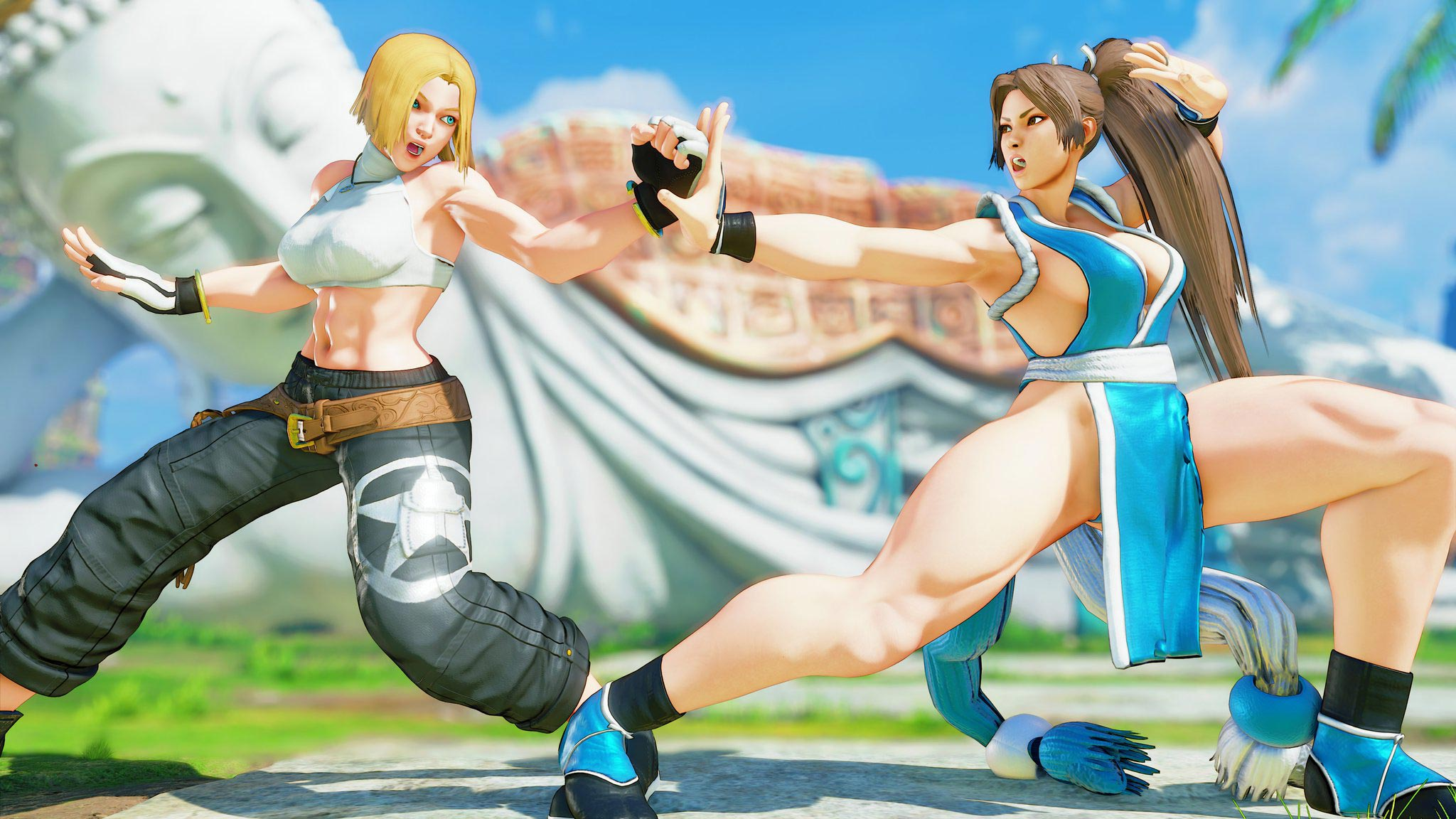 Eden's awesome Street Fighter screens 2 out of 12 image gallery