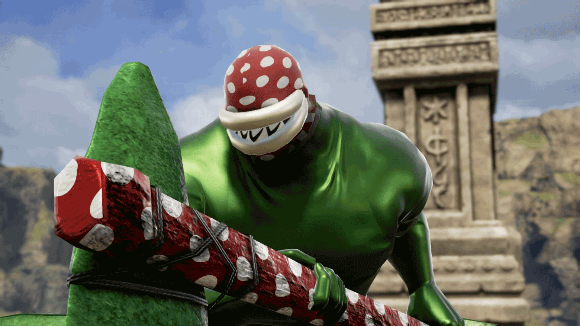 Piranha Plant in Soul Calibur 6 1 out of 5 image gallery