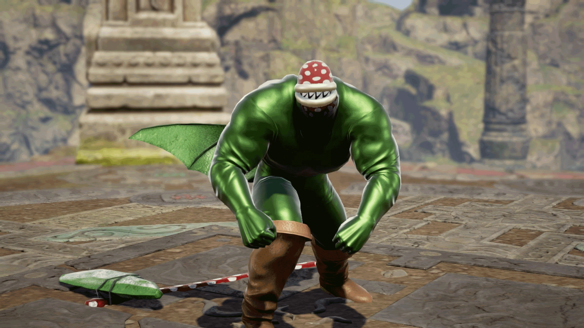 Piranha Plant in Soul Calibur 6 2 out of 5 image gallery