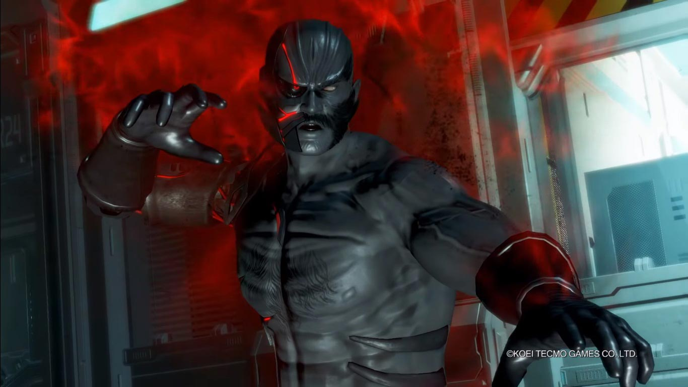 Raidou in Dead or Alive 6 2 out of 6 image gallery