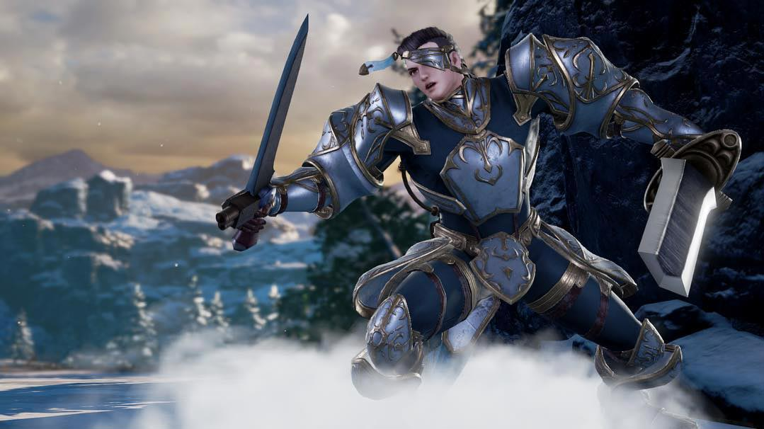 Soul Calibur 6 DLC Pack 3 preview 1 out of 10 image gallery