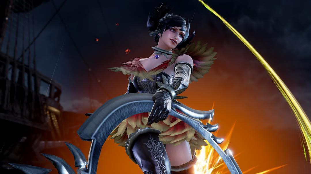 Soul Calibur 6 DLC Pack 3 preview 5 out of 10 image gallery
