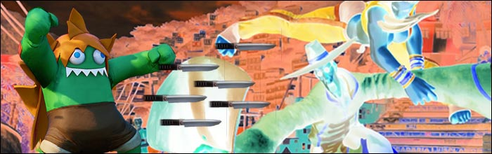 Game-breaking glitch discovered in Street Fighter 5 gives Blanka an
