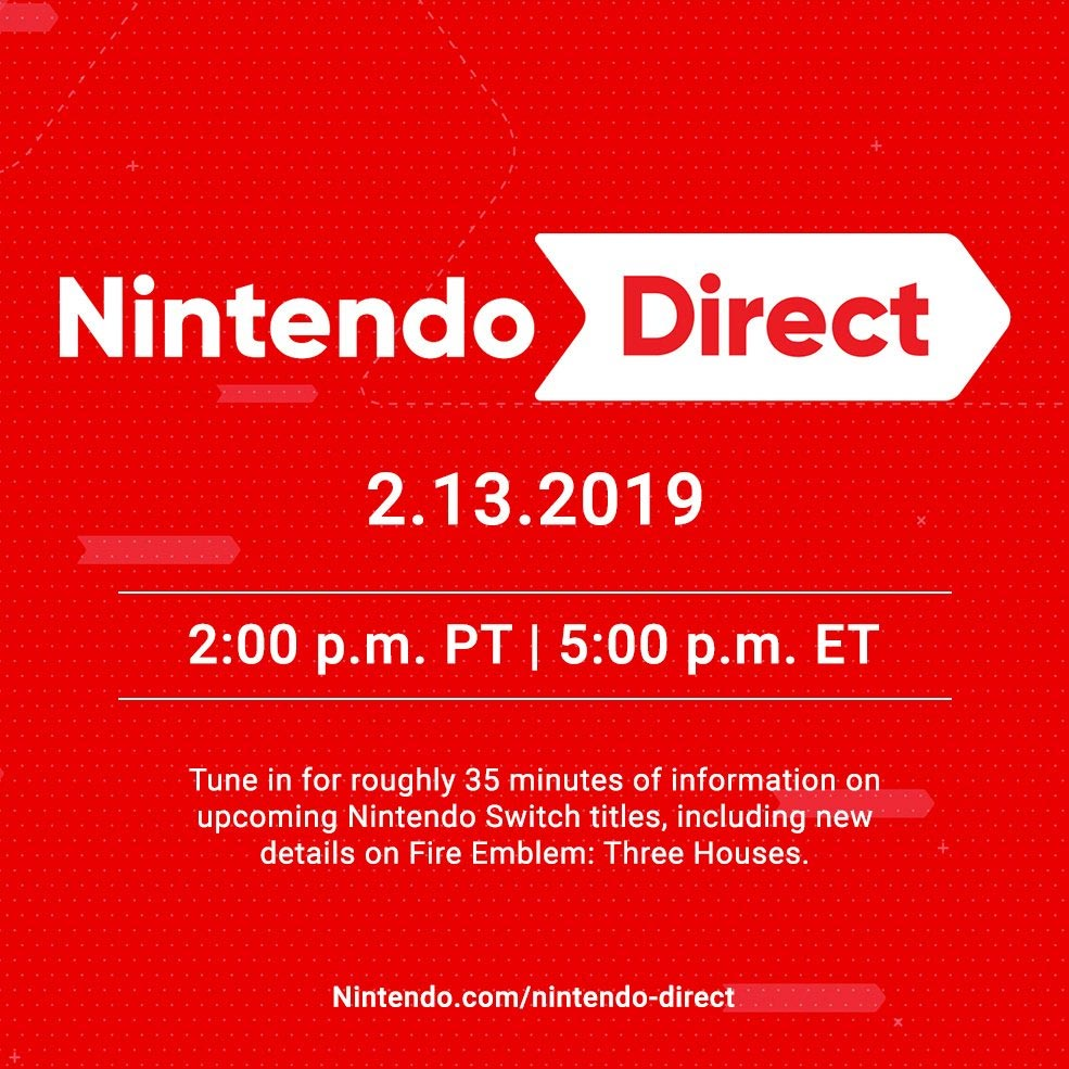 Nintendo Direct incoming 1 out of 1 image gallery