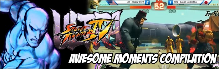 Street Fighter 4 news, videos, tournament results, streams and more
