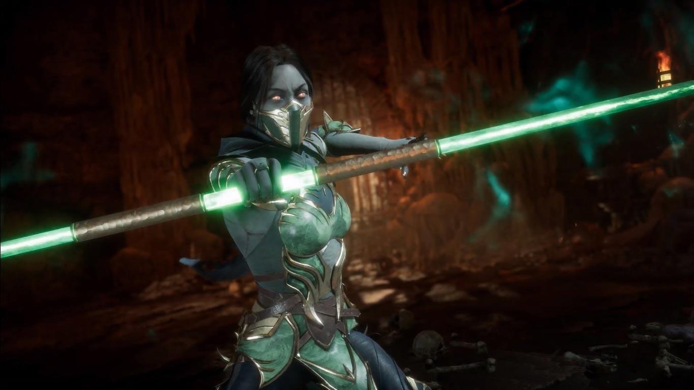 Jade Mortal Kombat 11 screenshots 1 out of 6 image gallery
