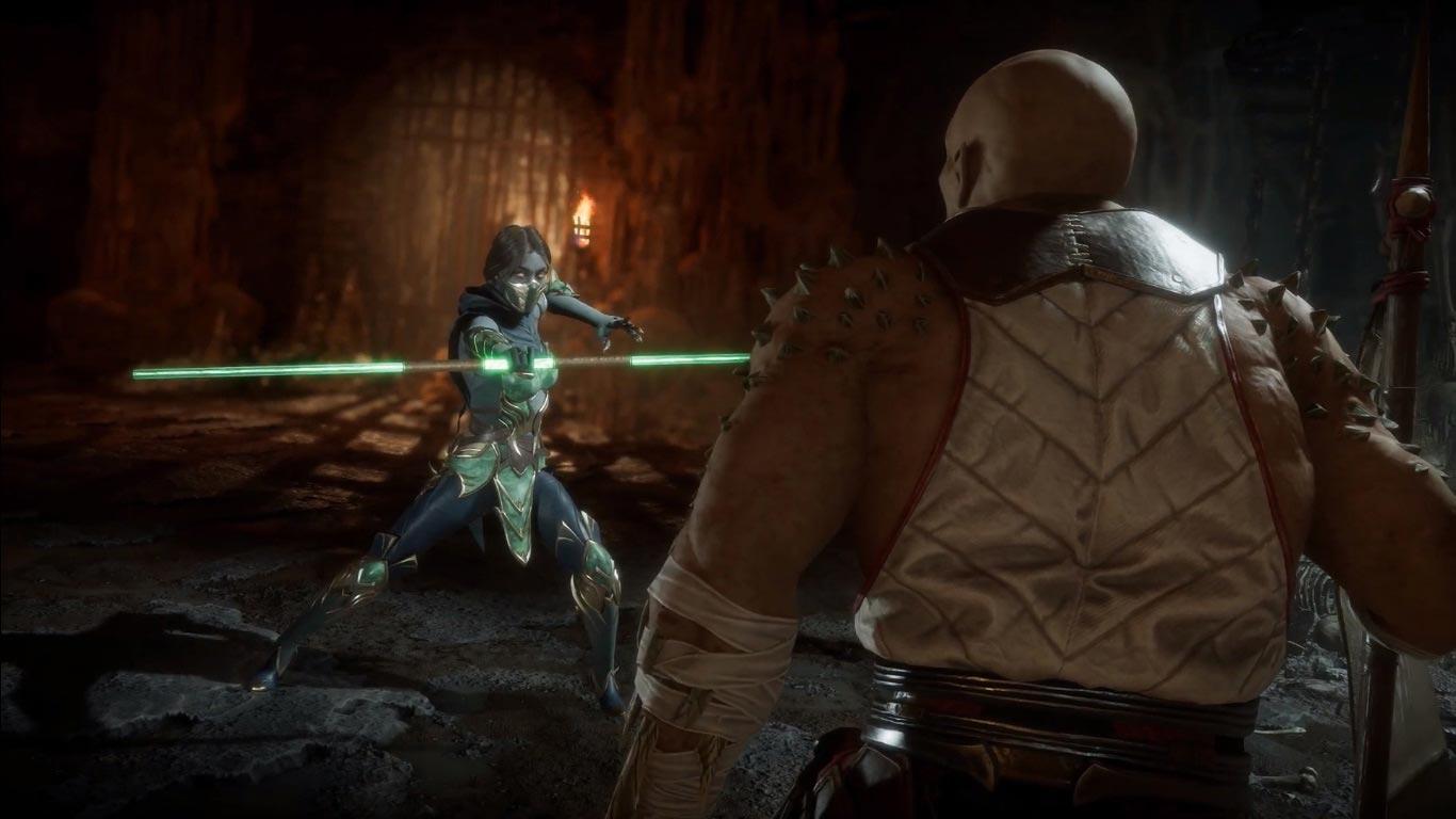 Jade Mortal Kombat 11 screenshots 2 out of 6 image gallery